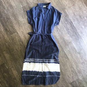 NWOT Athleta cover up dress